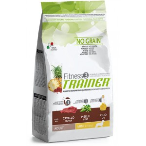 Trainer Fitness3 Adult Mini with Horse-Peas-Oil 7,5 kg