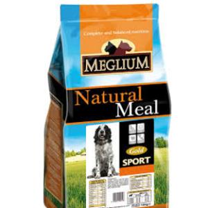 Meglium Dog Sport Gold teljes értékű kutya tápszer